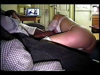 Wife Sucks While Hubby Films