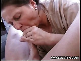 Home video wife blowjob