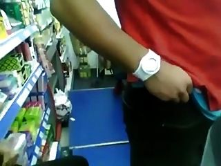 Blowjob At The Groceries Store