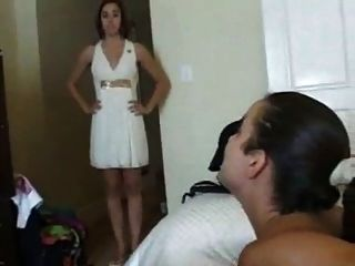 Two Cheating Wives (holiday Blowjob In Miami)