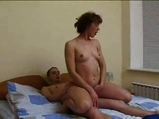 Russian Mature And Boy 270