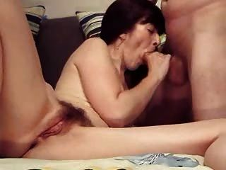 Hairy Amateure Mature Fucks To Multible Orgasm
