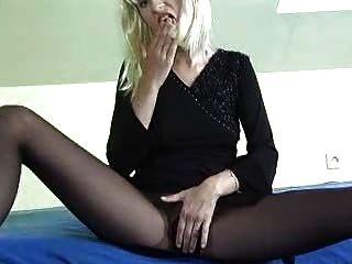 Nice Legs Nylon Nice Wife Fucking Ob Nylon Blondes