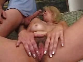 Mature likes big young cock
