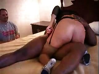Watching His Wife With A Black Guy-f70