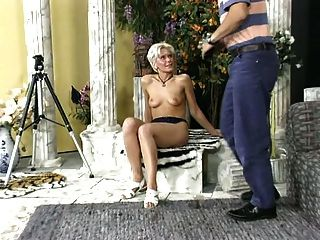 Mature Gets A Big Cock Anal