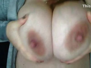 Huge And Nice Milk Boobs