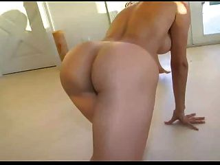 Hot Mom Monique Fuennettes Plays With Boy Toy