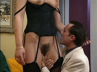 French Mom Double Fucked By Husband And Friend