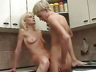 Monster tits russian mature
