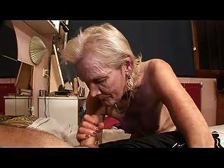 Granny And Grandpa Still Love Bed Action