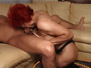 german mature milf red hair