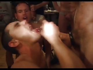 Cock Suckers Getting Mouth Fucked With Facials