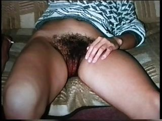 Amateur Video From A Hairy Mature Woman With Saggy Tits