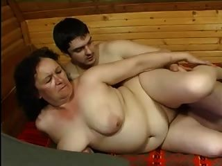 Granny Anal And The Boy