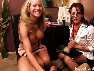 Mom And The Cock Doctor.