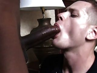 How To Deep Throat A 10 Inch Black Cock