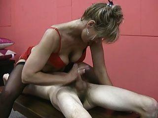 Hot ebony cockrider miss simone Part 6 6