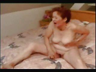 Great Masturbation Of My Pervert Mature Wife. Must See !