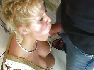 Mature Women Fucking With Stranger