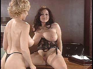 Danni Ashe And Lorna Morgan.