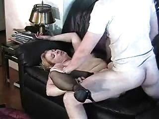 Amateur - Reife Lady Laesst Sich Die Fotze Vollspritzen