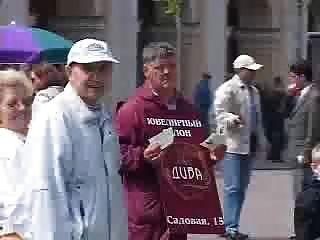 Crazy Russians - Extreme Public Sex
