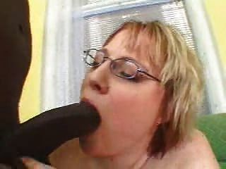 Bbw Diana Vs Black Cock