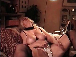 Trashy German Mature Milf With Big Tits