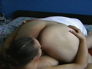 Licking Ass And Fucked Anal - German - Csm