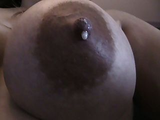 Lactating Milf, Ties Tits And Let-down