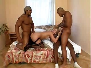 Cuckold husband filming his hot wife with other guys fucking 1