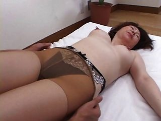 Japanese Grannie Loves It Part1 Of 2