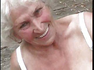Granny Still Horny...bmw