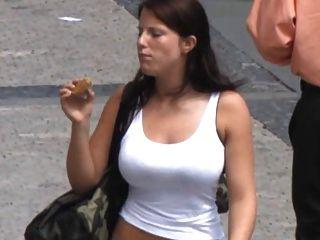 Candid - Busty Bouncing Tits Vol 3