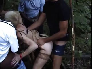 from Wilder tranny gangbang woods