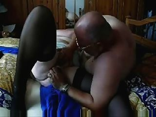 Old Slut 73 Years Old Having Fun With Hubby