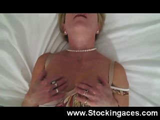 Horny slut kacie loves dildo fucking when she is alone 3