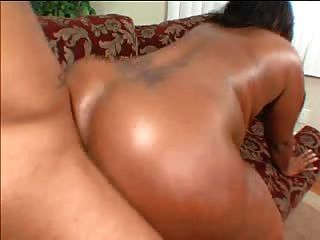 Busty Black Babe With Big Ass And Tits Gets Fucked