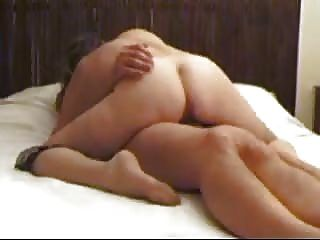 image Chilena insane homemade anal ridding with orgasm