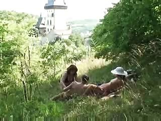 Old Couple Fucks Young Mature In The Nature By Snahbrandy