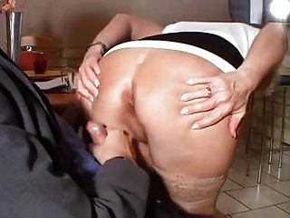 image Colette sigma mature blonde fist anal in car troia takes hard cock in the ass all the way tits