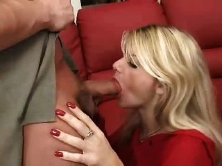 Busty Horny Mature Fucks Her Therapist - Vicky Vette