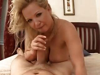 Pretty Chubby Mom And Guy With Small Dick