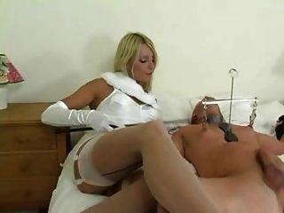 Emplix pantyhose buttplug