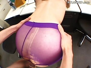 Pantyhose Fuck Pantyhose Sex