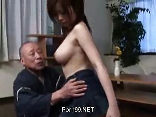 Fcuking young woman in ass