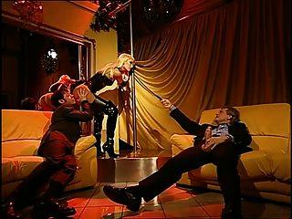 Threesome Sensazioni Latex Boots