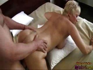 Tracy Licks...gets Cum Fingered Up Her Ass