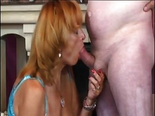 Mature Cleaning Lady Needs A Cock